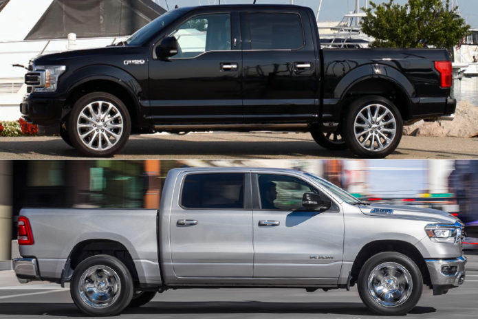 2019 Ford F-150 vs. 2019 Ram 1500: Which Is Better? | GearOpen