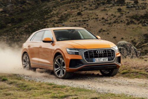 2019 Audi Q8 55 TFSI Quattro Tiptronic Review – Australia