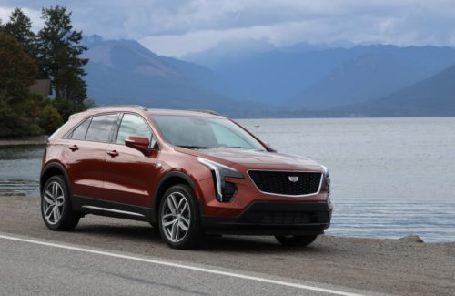 2019 Cadillac XT4 review