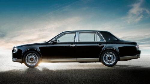 2018 Toyota Century first drive review: Timeless icon renewed