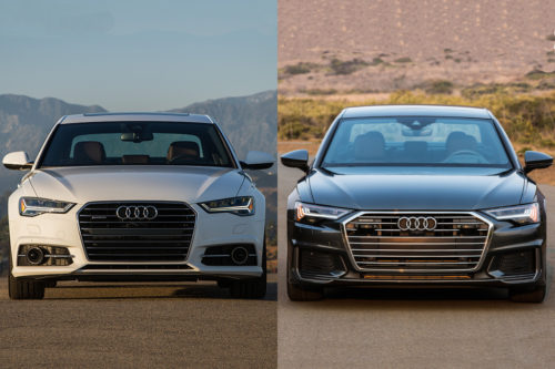 2018 vs. 2019 Audi A6: What's the Difference?