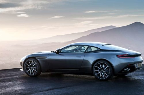 Aston Martin's final Vanquish Zagato model is the sexiest wagon ever