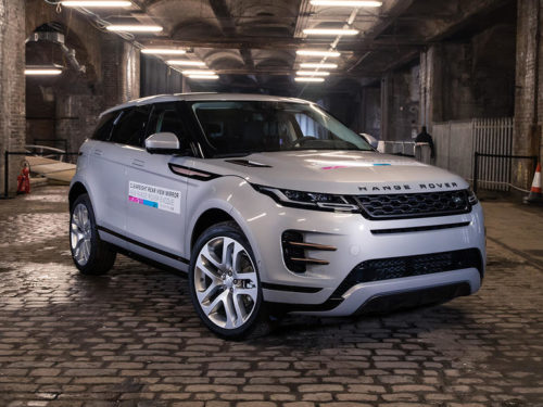 6 things you need to know about the Range Rover Evoque