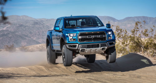 2019 F-150 Raptor: What's New?