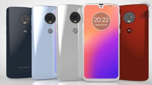 Motorola Moto G7: Here's everything we know