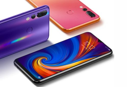 Lenovo Z5s vs Samsung Galaxy A8s specs comparison