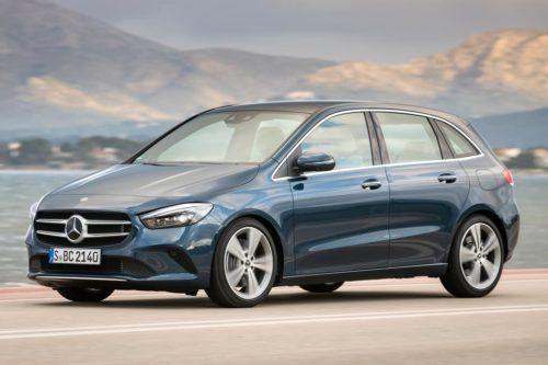 2019 Mercedes-Benz B-Class Review — International