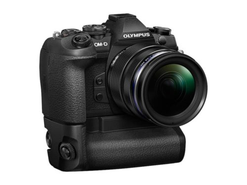 Updated Olympus E-M1X Specifications