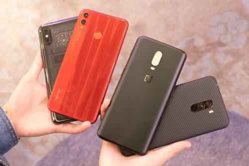 Camera Shootout: OnePlus 6T vs. Honor 8X vs. Pocophone F1 vs. Xiaomi Mi 8 Pro