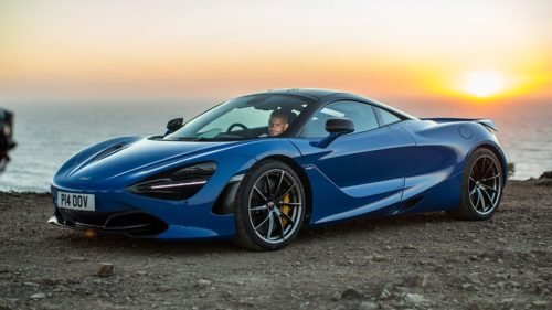 Special-edition McLaren 720S honors 50th anniversary of legendary racing victory