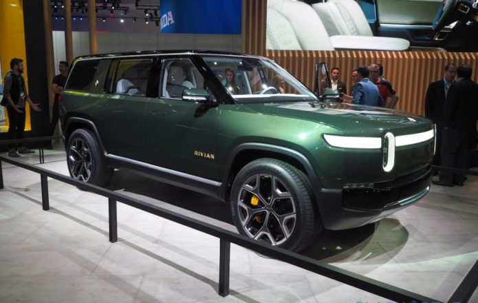 Rivian rally-car planned to show EVs needn't be dull
