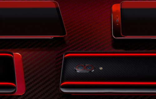 Lenovo Z5 Pro GT official: A spicy slider with red accents