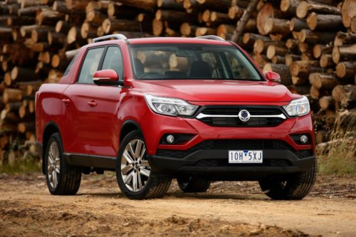 2018 SsangYong Musso ELX Review