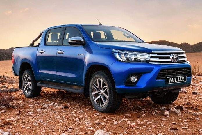 Top 10 selling vehicles of 2018