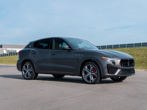2019 Maserati Levante review