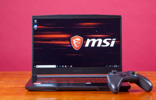 MSI GF63 8RB Review