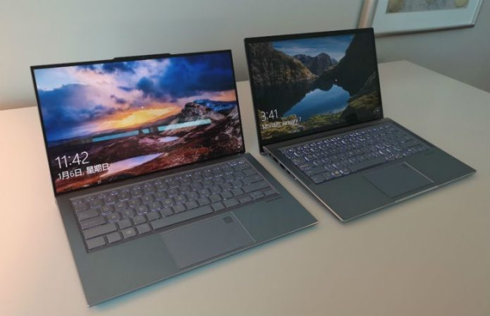 Asus ZenBook S13 Hands-On: Thinnest Display Bezels Ever