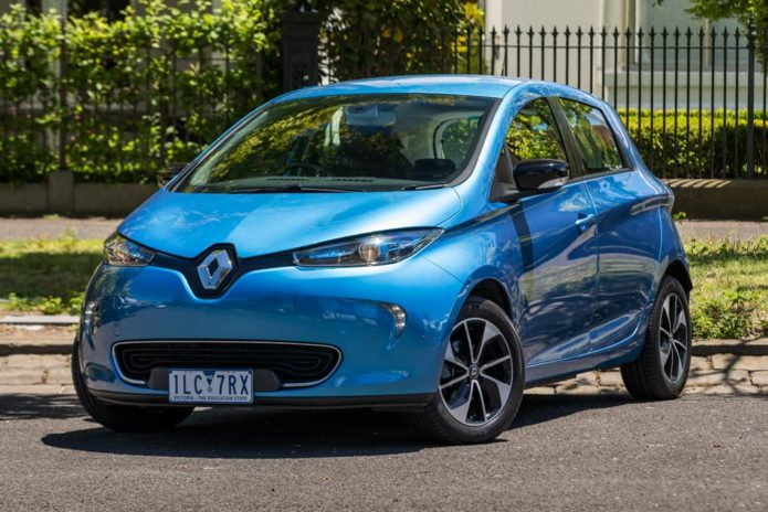 2019 Renault ZOE Intens Review - Quick Spin