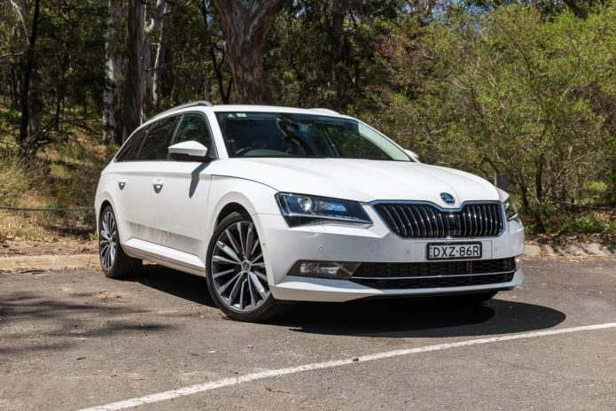 2019 Skoda Superb 162TSI Review : Road Test