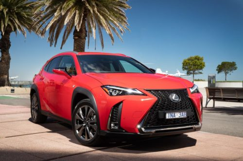 2019 Lexus UX 200 F Sport (2WD) Review : Road Test