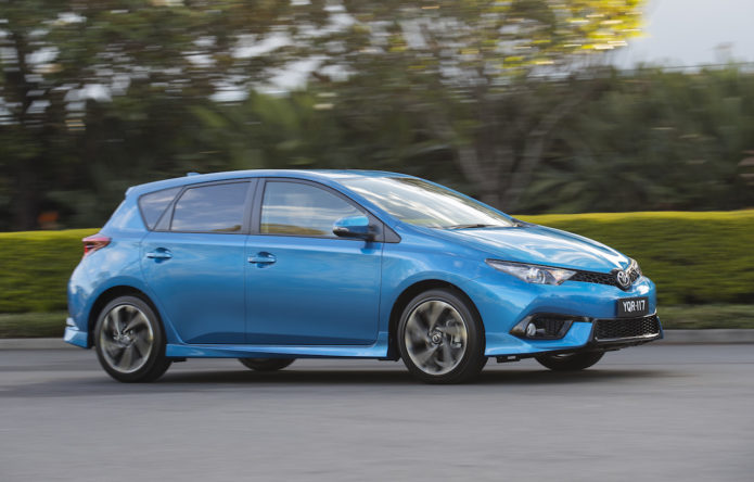 2019 Toyota Corolla Range Review Where S The Sweet Spot Gearopen