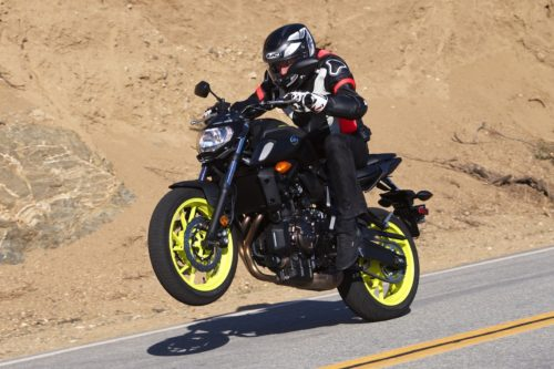 2018 Yamaha MT-07 Test | Long-Term Sport & Commuter Review