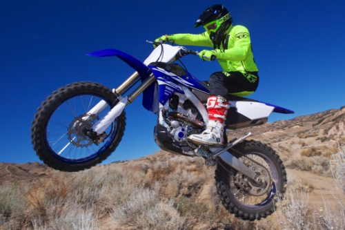 2018 Yamaha YZ250FX Review: Off-Road Magic