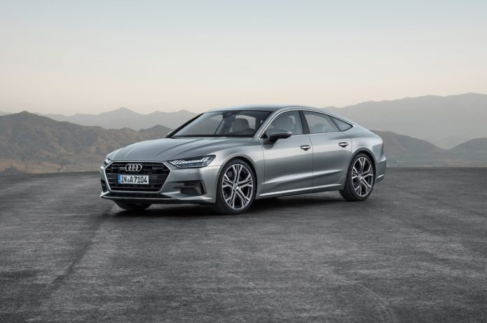 2019 Audi A7 and Mercedes-Benz CLS450 Face Off in a Luxury-Coupe Battle