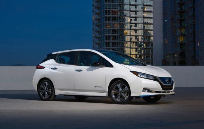 2019 Nissan Leaf Plus brings 226 miles of e+ range