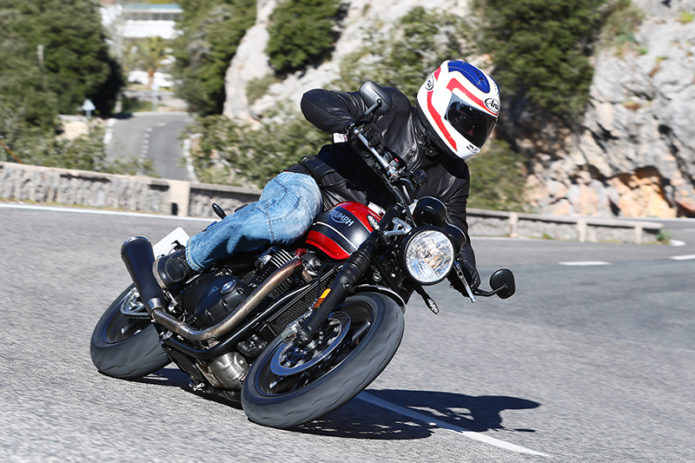2019 Triumph Speed Twin Review – First Ride