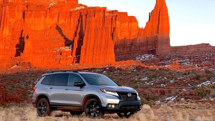 2019 Honda Passport First Drive: 5-seat SUV with off-road style