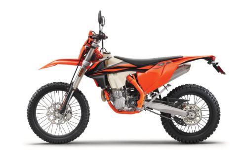 2019 KTM 500 EXC-F Review : A kickass dirt bike… that's also a street bike