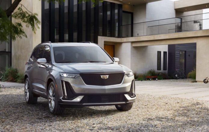 2020 Cadillac XT6 3-row SUV gives Escalade a smaller luxe sibling