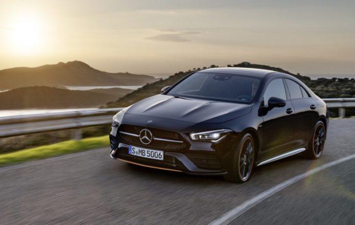 The 2020 Mercedes-Benz CLA Coupe is 4-door seduction