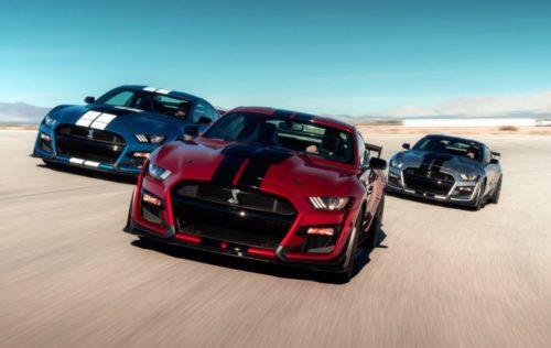 2020 Mustang Shelby GT500 is a 700+ horsepower supercar-killer