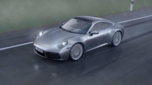 The 2020 Porsche 911 Wet Mode is supercar-clever: Here's how it works