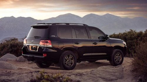 Toyota reveals 2020 Land Cruiser Heritage Edition, celebrating 60th anniversary