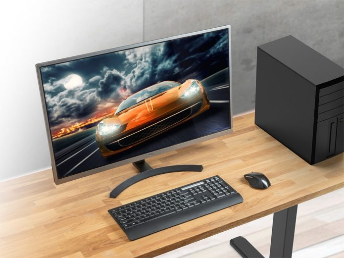 Monoprice 27772 review: An affordable 32″ 4K HDR monitor with AMD FreeSync