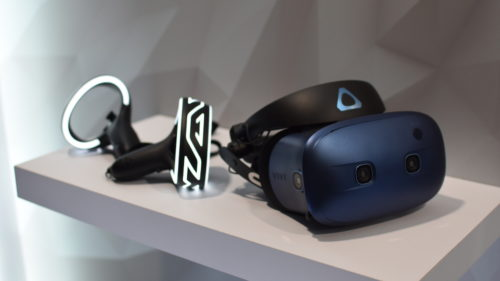 HTC Vive Cosmos can be used with a PC, or taken on the go