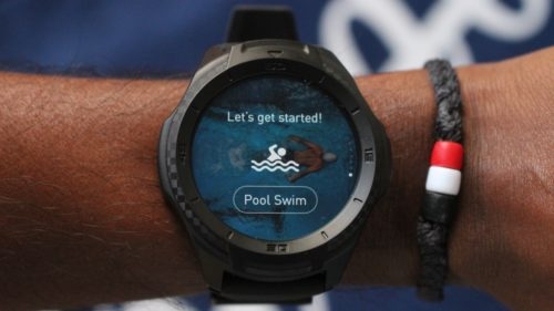 Ticwatch S2 first look: Bigger sporty Ticwatch is fit for the swimming pool