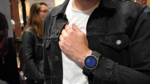 Omron HeartGuide first look: A blood pressure tracker disguised as a watch