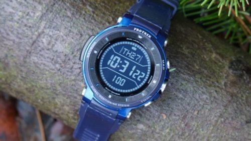 Casio Pro Trek WSD-F30 review