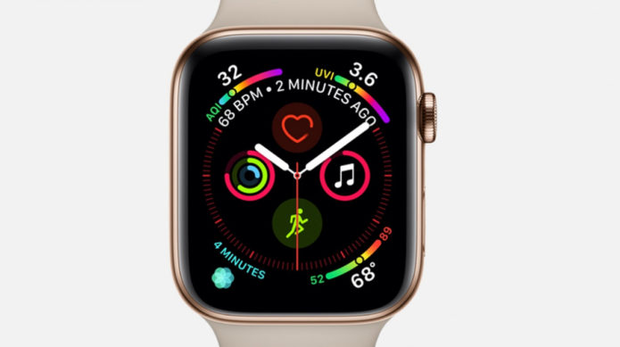 And finally: Next Apple Watch could let you clench your fist to answer calls