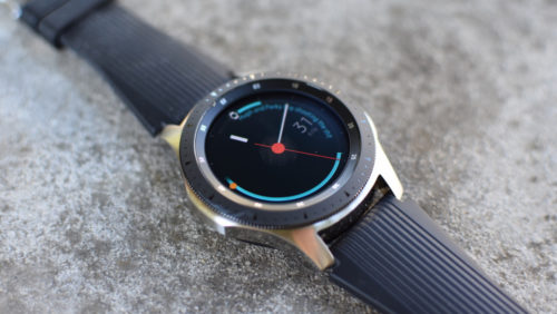 Samsung Galaxy Watch update fixes heart rate and battery life problems