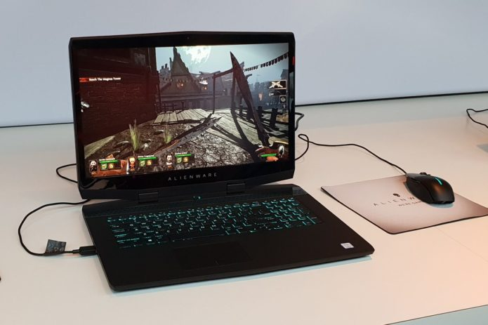 Alienware m17 first look