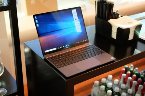 Huawei MateBook 13 Hands-on Review : could be an affordable alternative to Apple's latest MacBook Air