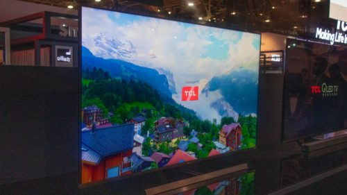 Hands on: TCL 8-Series 8K QLED Roku TV review