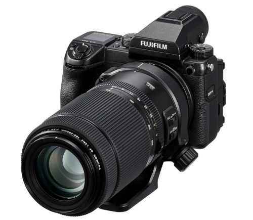 Fujifilm announces GF 100-200mm f/5.6 telephoto zoom lens for GFX medium-format system