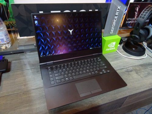 Lenovo Legion Y740 first look: Black box performer with RTX 2080 and 144Hz FHD display