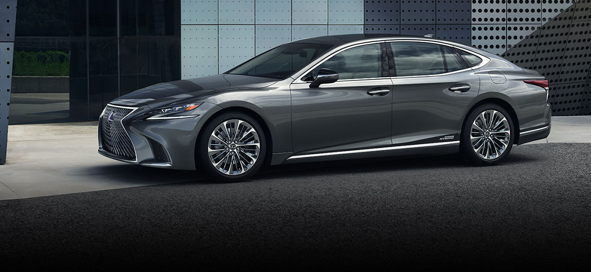 2019 Lexus LS Review - GearOpen.com
